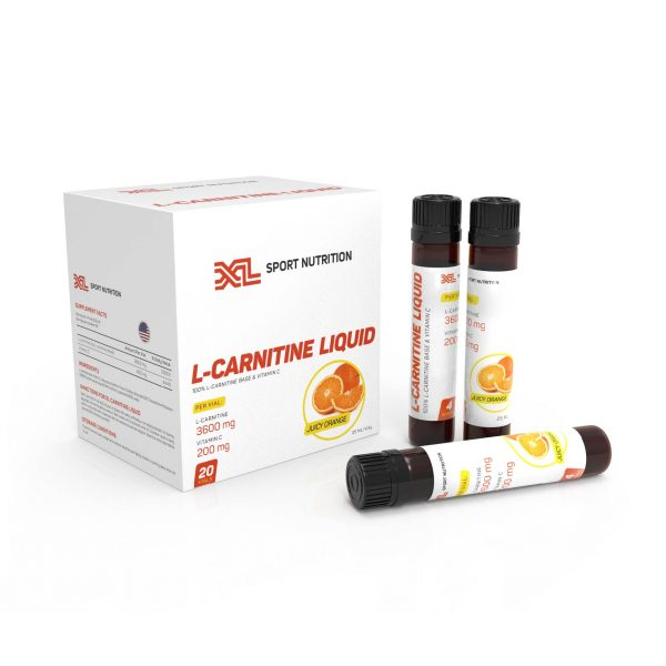 XL L-Carnitine Liquid