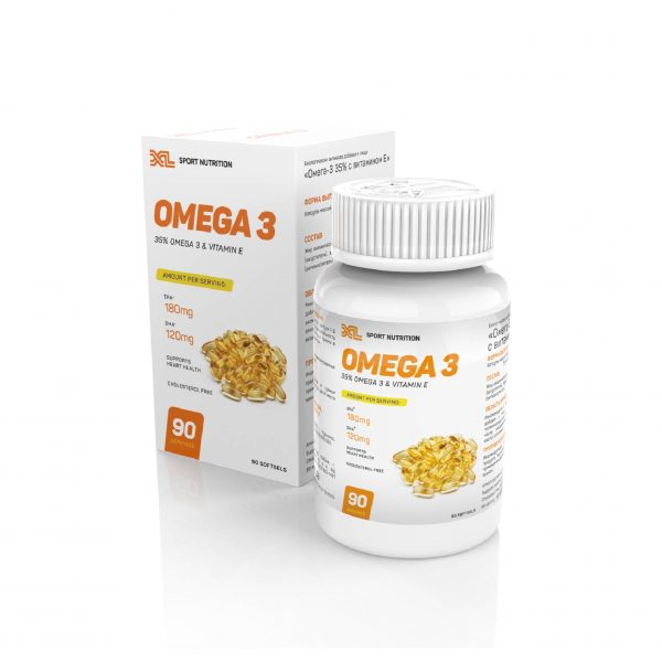XL Omega-3