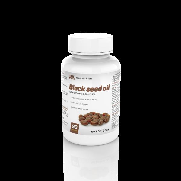 XL Black Seed Oil